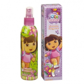 Nickelodeon - Spray Corps parfume 200 ml Dora