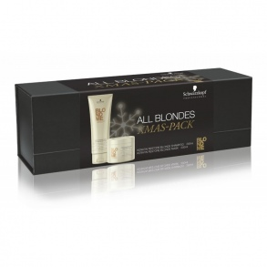 Illustration COFFRET ALL BLONDES SCHWARZKOPF PROFESSIONAL