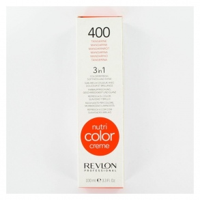 Illustration NUTRI COLOR CRÈME MANDARINE 400 REVLON 100ML