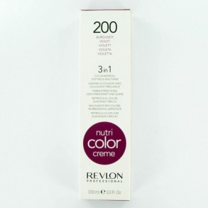 Illustration NUTRI COLOR CRÈME VIOLET  200 REVLON 100ML
