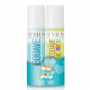 Illustration SPRAY DÉMÊLANT EQUAVE KIDS REVLON 200ML + SHAMPOING EQUAVE KIDS 50ML OFFERT