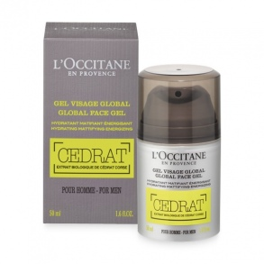 L'Occitane - Cédrat - Gel Visage Global