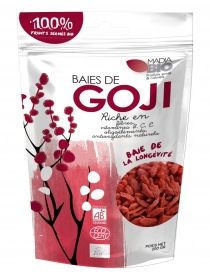 Illustration Baies de Goji BIO