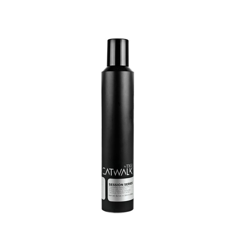 Illustration Spray de finition Session Series Catwalk de TIGI 300ml