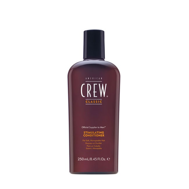 Illustration Soin Stimulating Conditioner Classic American Crew 250ml