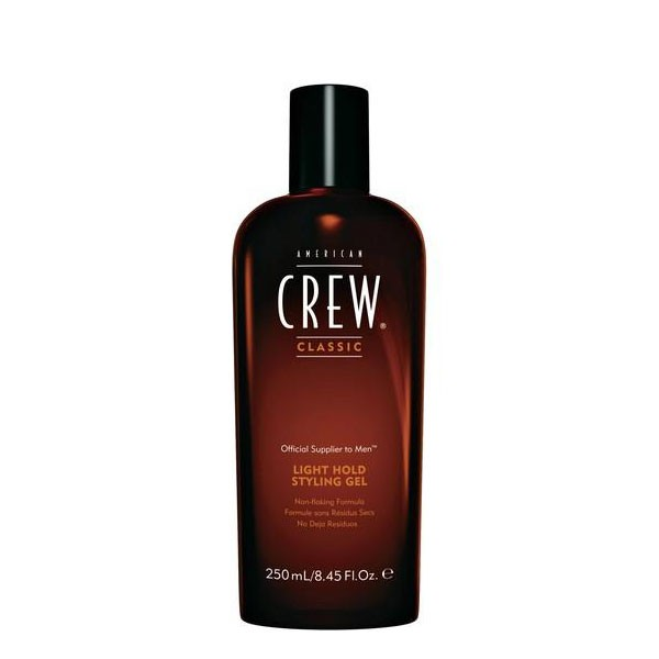 Illustration Gel Light Hold Styling Gel Classic American Crew 250ml