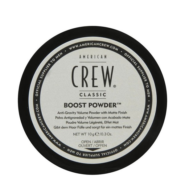 Illustration Poudre Boost Powder Classic American Crew 10gr
