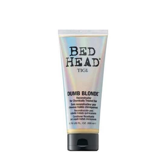 Illustration Soin Dumb Blonde Reconstructor Bed Head TIGI 200ml