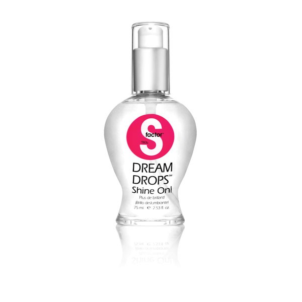 Illustration Serum Dream Drops Shine On! S-Factor - TIGI 75ml