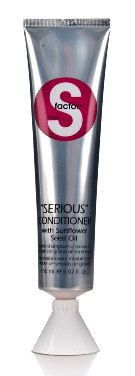 Illustration Après shampooing Serious Conditioner  S-Factor - TIGI 150ml