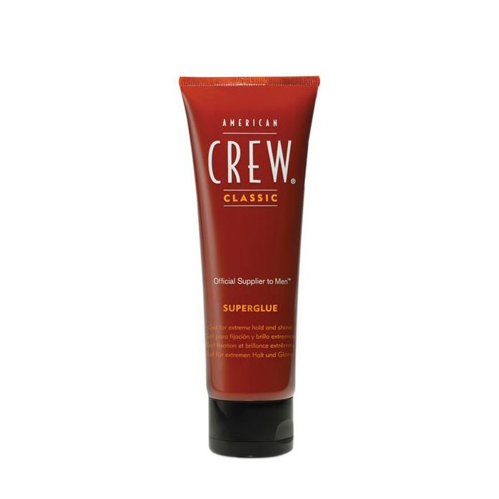 Illustration Gel Firm Hold Styling Gel Classic American Crew 250ml
