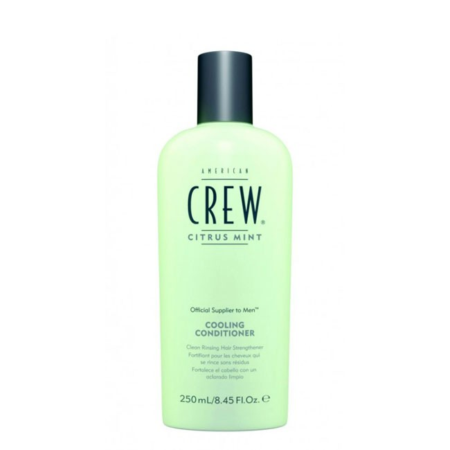 Illustration Soin Cooling Conditioner Citrus Mint American Crew 250ml