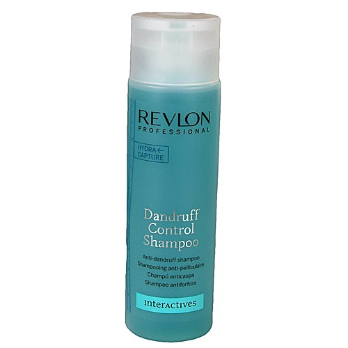 Illustration Shampooing Dandruff Control Revlon Interactives 250ml