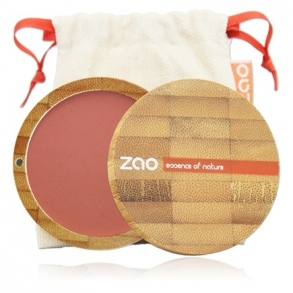 Zao - BLUSH BRUN ROSE N°322