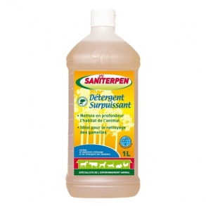 Saniterpen - SANITERPEN DETERGENT SURPUISSANT - 1L
