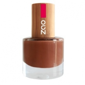 Zao - VERNIS A ONGLES NATUREL NOISETTE N°646