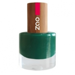 Illustration VERNIS A ONGLES NATUREL VERT JADE N°648