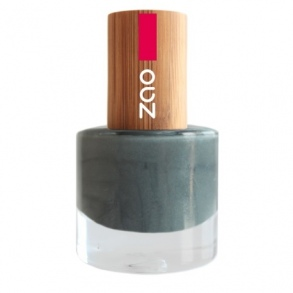 Illustration VERNIS A ONGLES NATUREL GRIS N°649