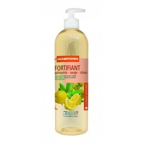 Illustration SHAMPOOING FORTIFIANT