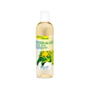 Illustration GEL DOUCHE PASSION DES ILES