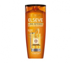 Illustration Elseve Liss Intense Shampooing