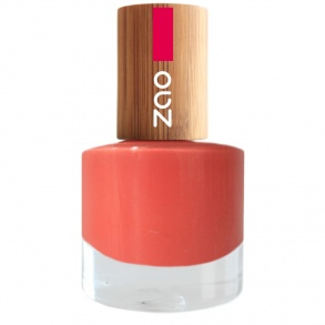 Illustration VERNIS A ONGLES NATUREL CORAIL  N°656