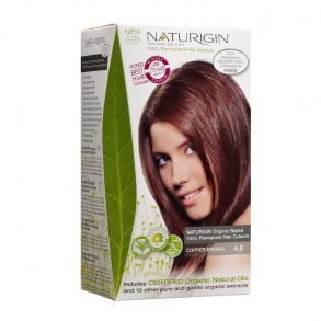 Naturigin - COLORATION 5.0 MARRON CLAIR CHOCOLATÉ