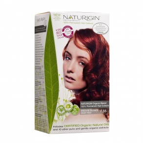 Illustration COLORATION 7.55 BLOND ROUGE INTENSE