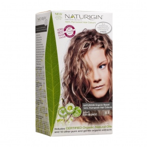 Naturigin - COLORATION 8.1 BLOND CLAIR CENDRÉ