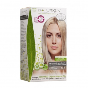 Naturigin - COLORATION BLOND CENDRÉ ULTRA CLAIR