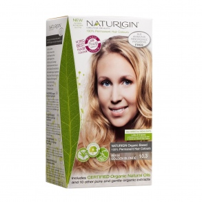 Naturigin -  COLORATION 10.3 BLOND PLATINE DORÉ
