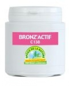 Illustration BRONZ'ACTIF  - 120 GELULES