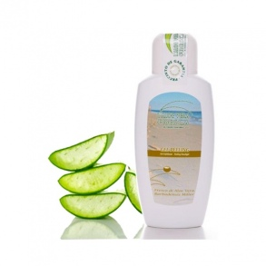 Illustration Gel Aloé corps peeling 200ml