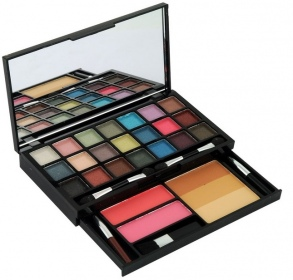 Illustration Palette de Maquillage - 31 Pcs