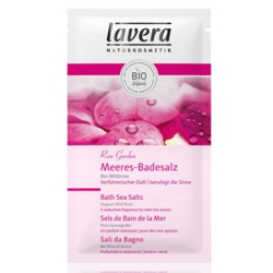 Lavera - Body Spa, Sel bain rose sauvage 80 g