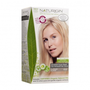 Naturigin -  COLORATION 10.0 BLOND PLATINE