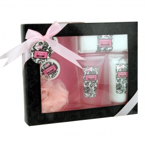 Illustration Coffret de Bain - Healing Waters - Vanille - 6 Pcs