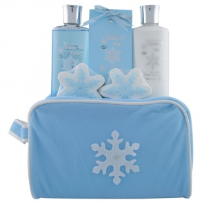 Illustration Coffret de Bain - Winter Frost - 5 Pcs