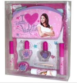 Illustration Set de Maquillage - Violetta - 7 Pièces