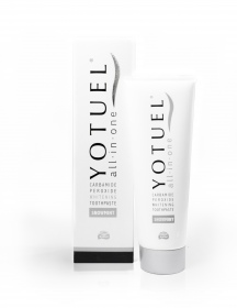 Biocosmetics - Dentifrice YOTUEL - SNOWMINT all-in-one – Blanchiment hygiène prévention