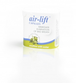 Biocosmetics - AIR-LIFT Capsules