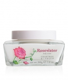 Crabtree & Evelyn - Rosewater Crème Corporelle 200g