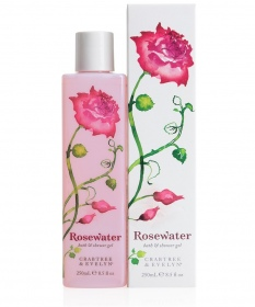 Crabtree & Evelyn - Rosewater Gel Douche 245 ML