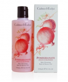 Illustration Pomegranate Gel Douche & Bain 250ml