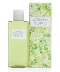 Illustration Somerset Meadow Gel Douche & Bain 200ml