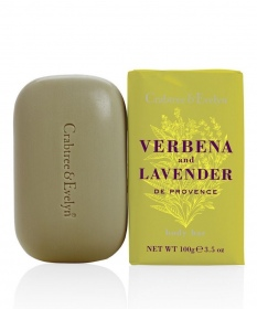 Illustration Verbena & Lavender Savon 100g
