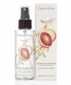 Illustration Tarocco Orange Brume pour le corps 100ml