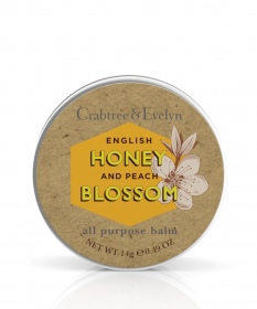 Illustration English Honey & Peach Blossom Baume multi-usages14g