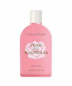 Illustration Pear and Pink Magnolia Gel Douche & Bain 250ml