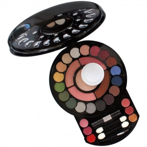 Illustration Palette de Maquillage - 34 Pcs